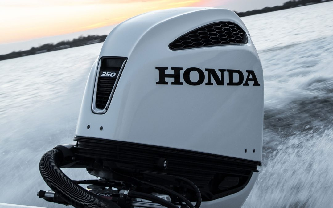 Why Buy A Honda Marine Outboard From Boat Dockter