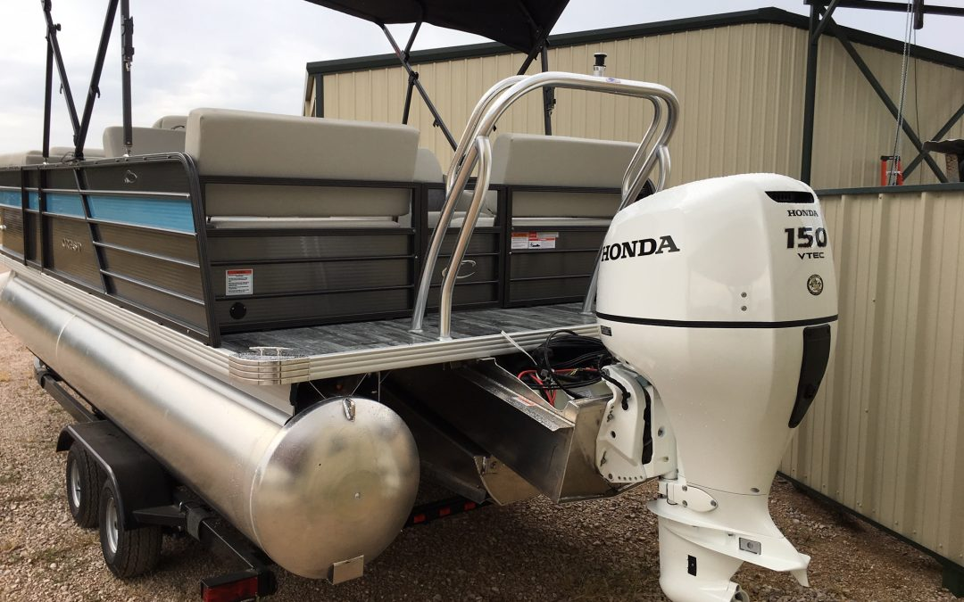 Honda and Boat Dockter Raise the Bar with VTEC® Technology